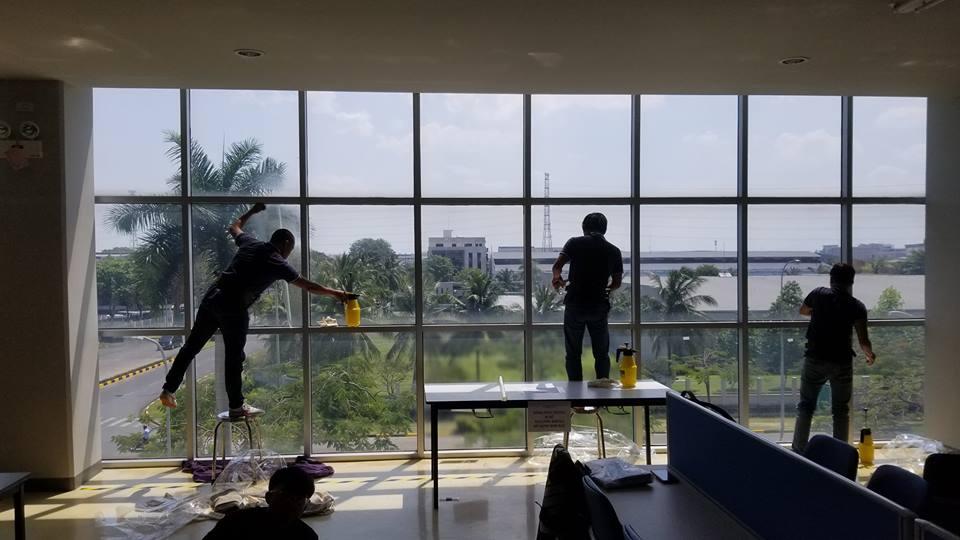 Thi công Phim cách nhiệt tại Đà Nẵng